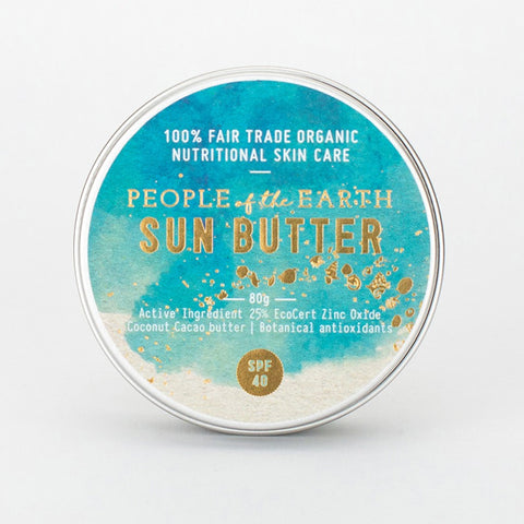 Sun Butter from People of the Earth