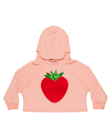 Wauw Capow Strawberry Lucca Hoodie