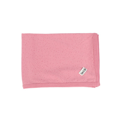 Bee and Dee Wrap Mauve Dust Blanket