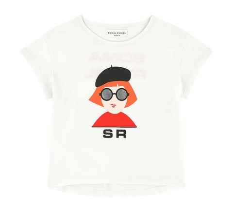 Sonia Rykiel French Girl with Glasses Tee