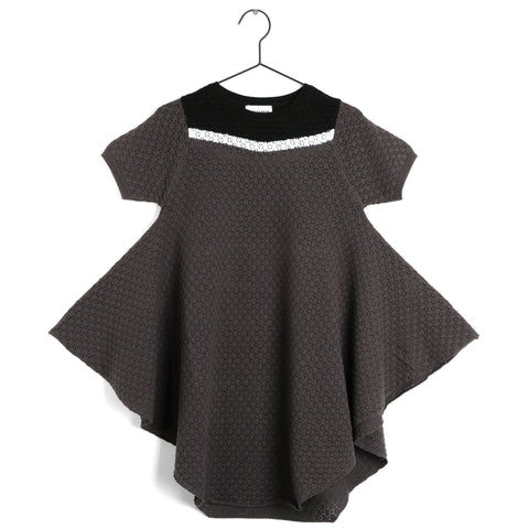 Wolf and Rita Renata Grey Knit Dress