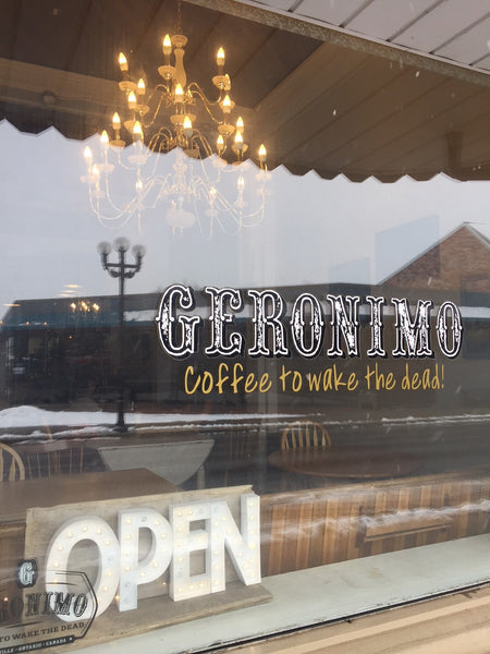 Welcome Geronimo Cafe - Kemptville