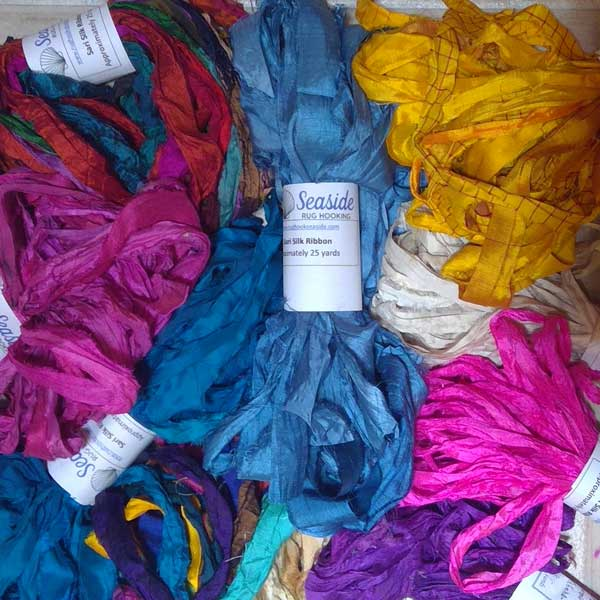 **Sari Silk Ribbon