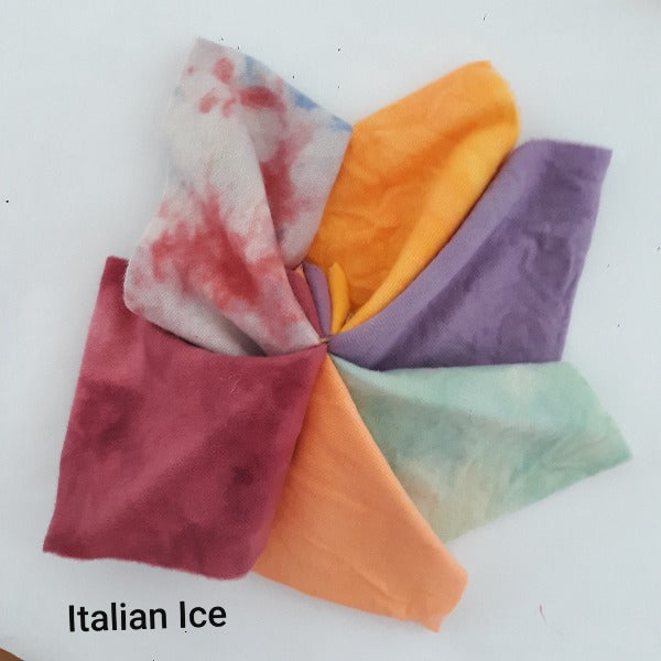 Wool Bundle Italian Ice