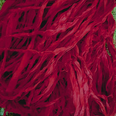 Sari Silk Ribbon Ruby