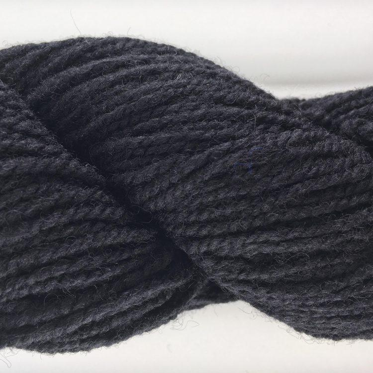 Super Bulky  (4 ply) Yarn - Black