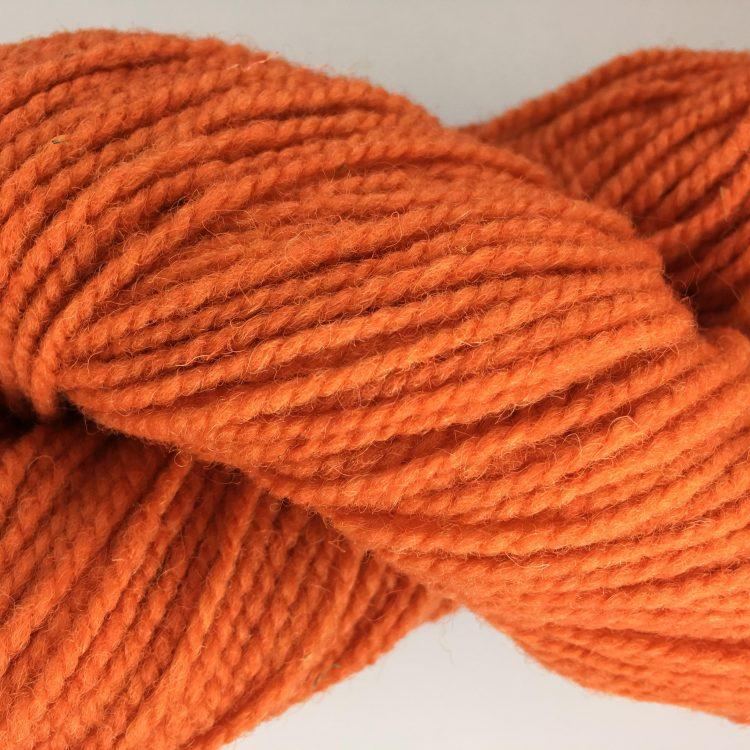 Super Bulky  (4 ply) Yarn - Orange