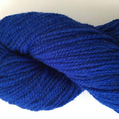 Super Bulky  (4 ply) Yarn - Royal Blue
