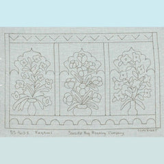 Rashmi - Seaside Rug Hooking Company Pattern
