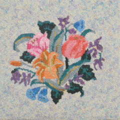 Spring Flowers - Seaside Rug Hooking Company Pattern