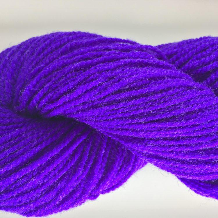 Super Bulky  (4 ply) Yarn - Violet