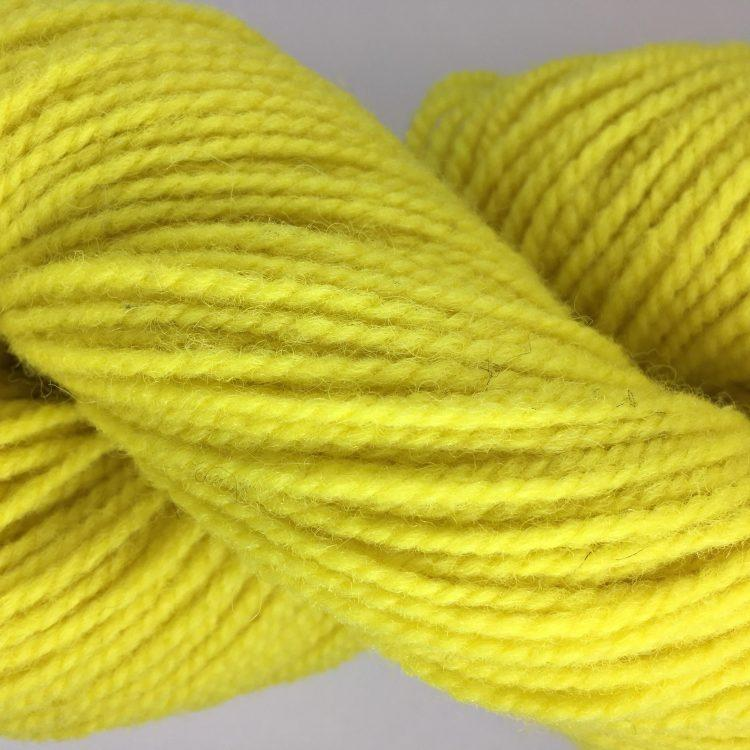 Super Bulky  (4 ply) Yarn - Yellow