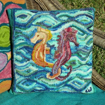 Seahorses Two