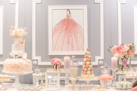 Sona S Fabulous Miss Dior Birthday Isabella Couture Inc