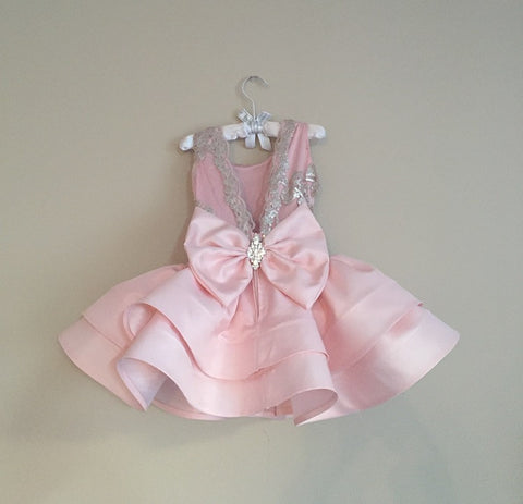 Blush Pink Jadore Dress