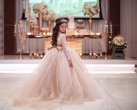 Couture Girls Dresses