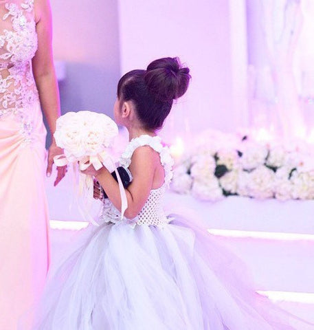 The Flower Girl Dress