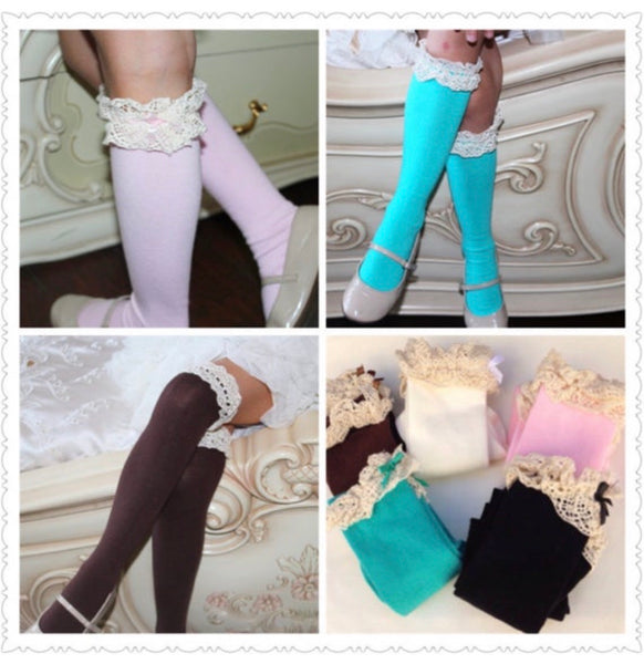 SALE - GIRLS FASHION SOCKS