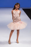Blush Sequin Tutu Majesty