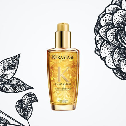 Diagnose Your Hair With Kerastase