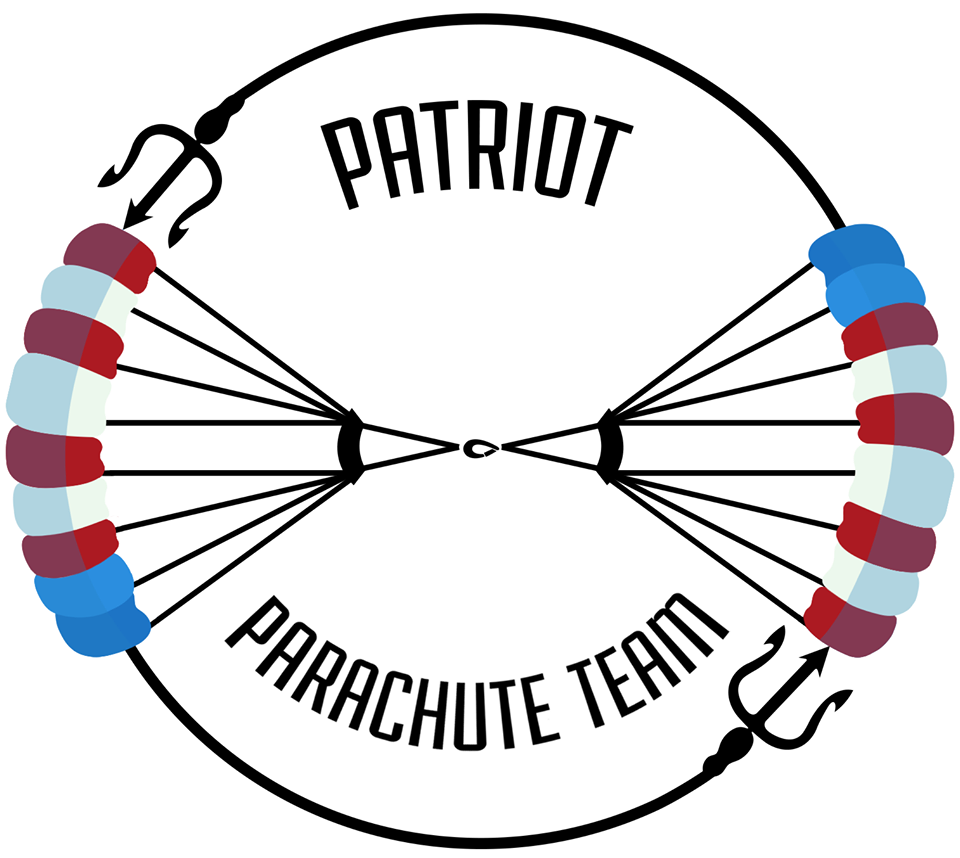 Patriot Parachute Spare Parts Package