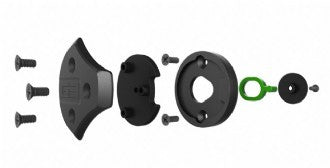 Cookie G3 Visor Mechanism Set (2 off)