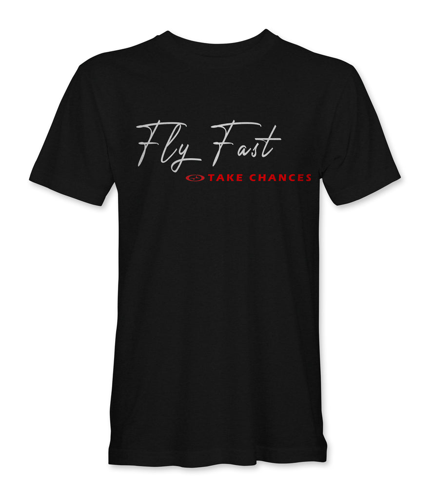 Fly Fast Unisex T-Shirt