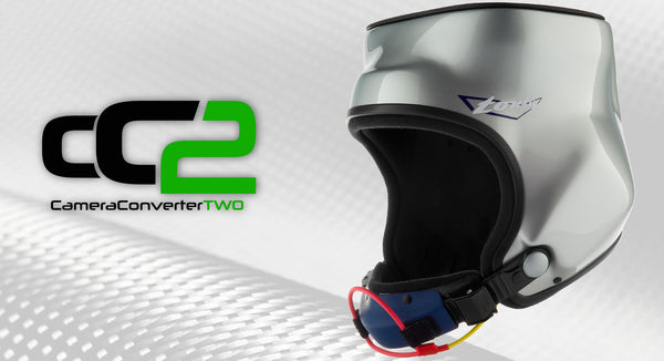 CC2 Helmet by Tonfly - Carbon Look