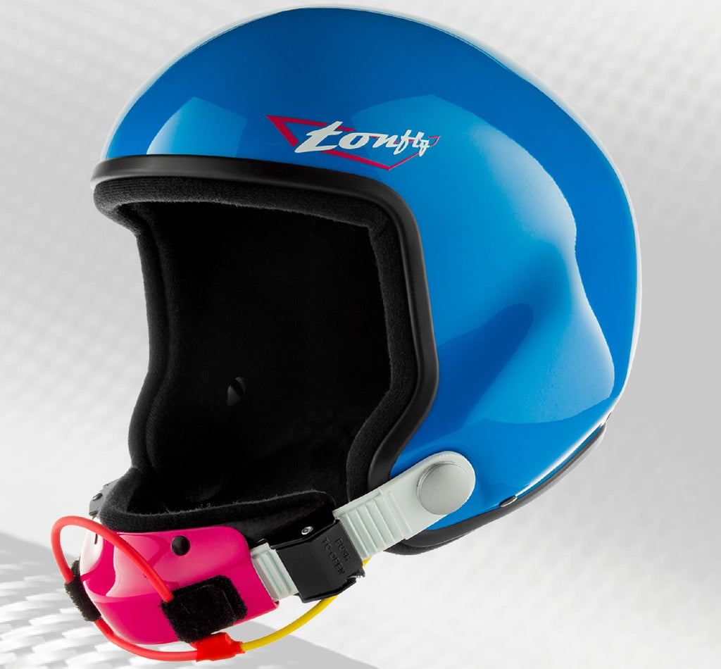 Speed Helmet by Tonfly - Carbon Look