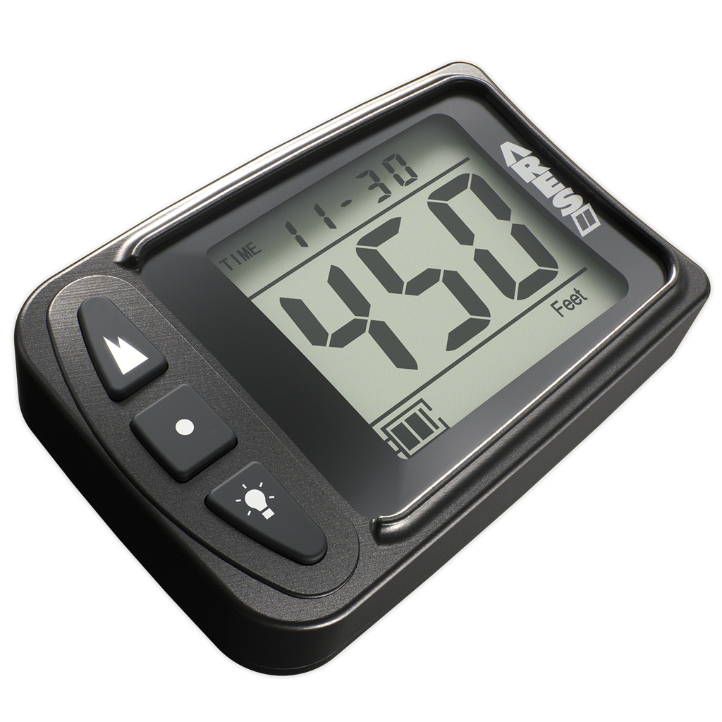 Ares II Digital Altimeter