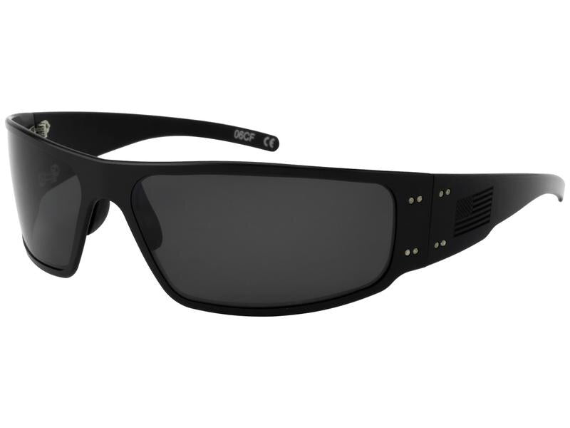Magnum Patriot American Flag / Blackout / Smoked Polarized