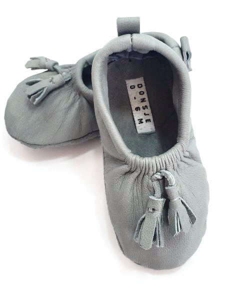 Lucca Shoes Grey