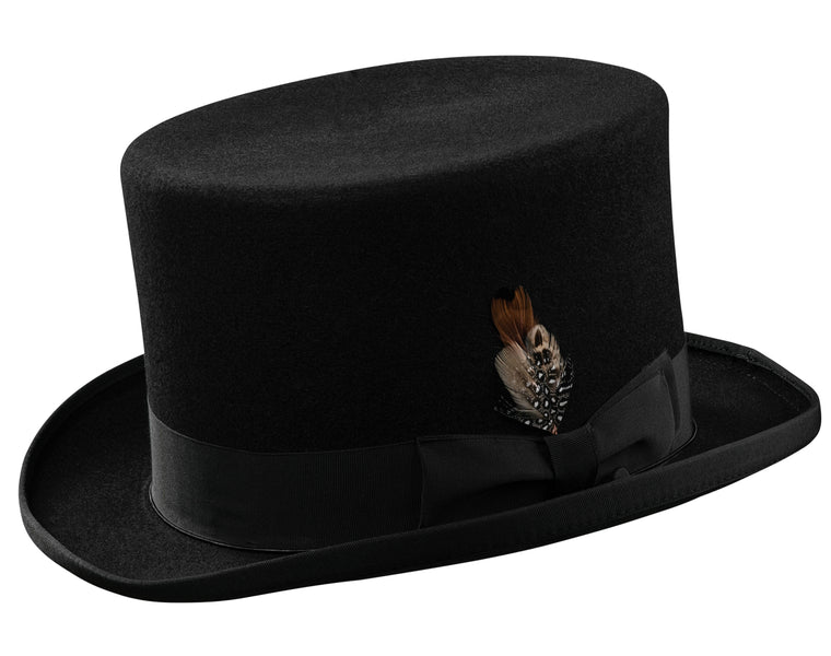 Action Felt Top Hat