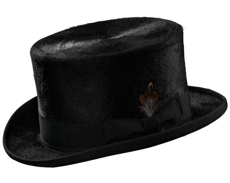 Action Beaver Top Hat