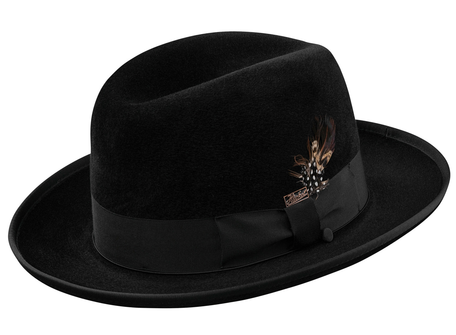 Alpha Godfather Homburg Galaxy Hat