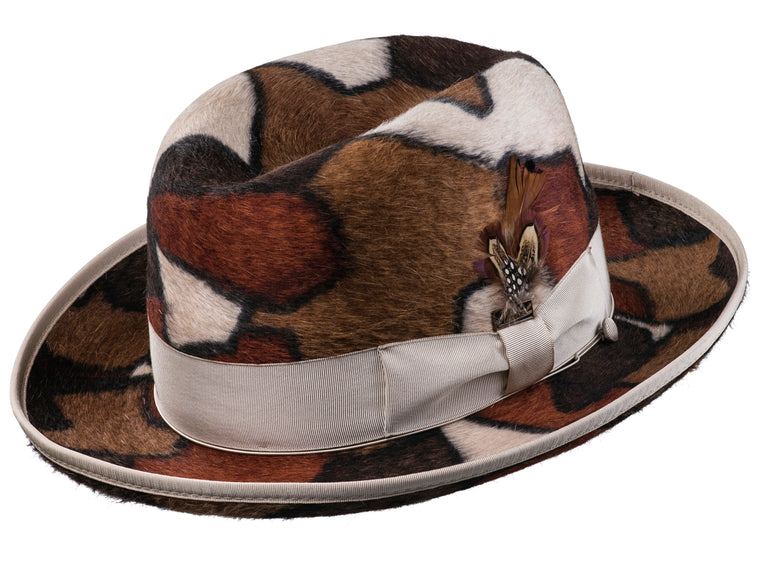 Alpha Godfather Homburg Plaza Hat