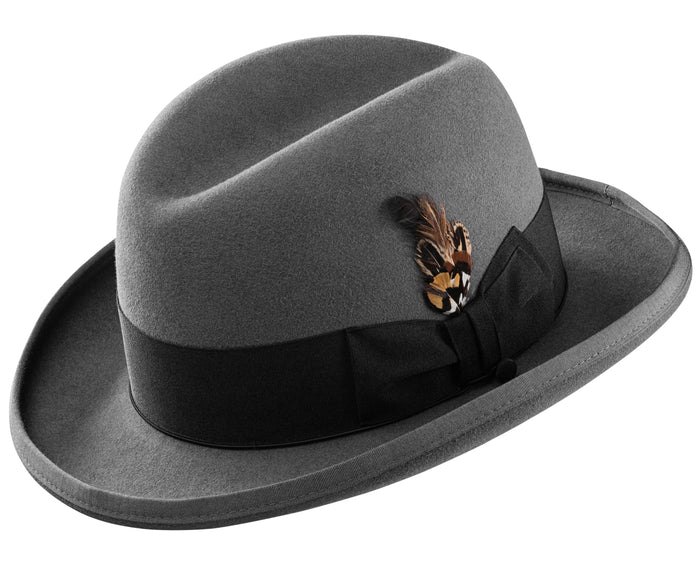 Alpha Godfather Homburg Classic Hat