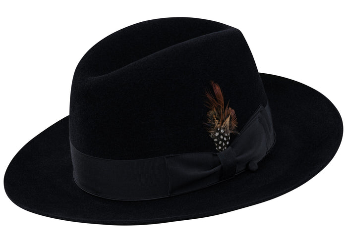 Gino 7 Suede Hat