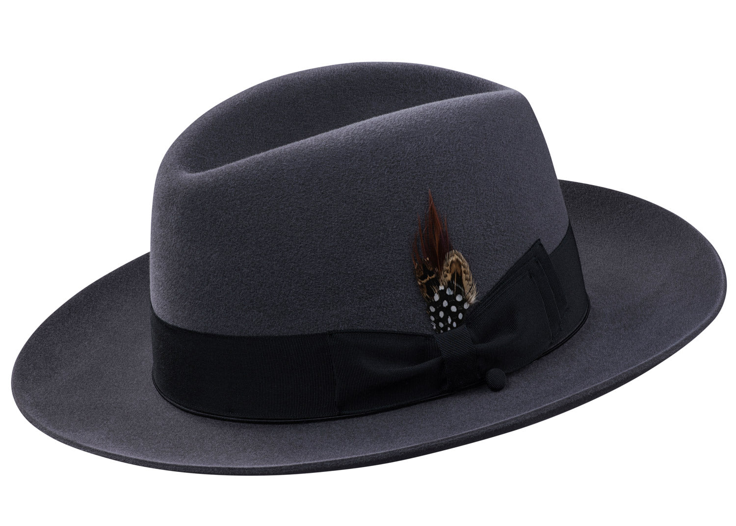 4a77be62917 ... Gino 7 Suede Hat ...