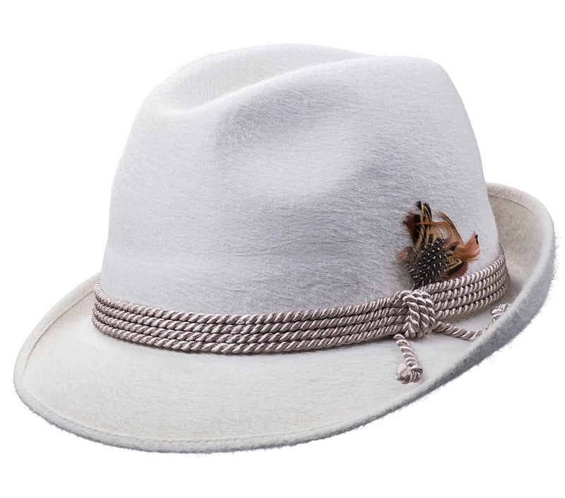 Pearl Alpine Style Hat