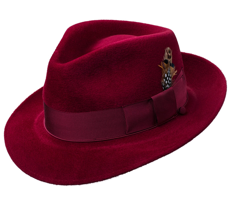 Queen Velour Hat