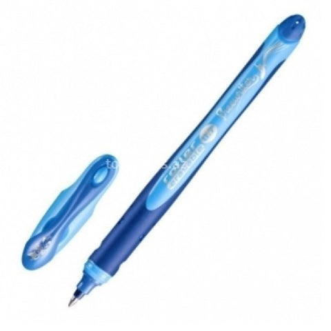 Micropen 0.7 mm Freewriter tinta color azul.