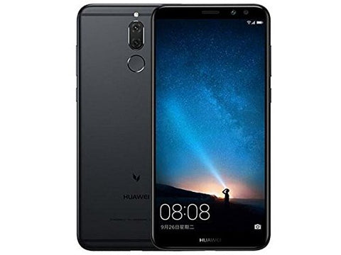 "Huawei Mate 10 Lite RNE-L23 OEM - LTE 5.9"" Edge-to-Edge 64GB/4GB Dual Sim Factory Unlocked International Version - No Warranty (Graphite Black)"