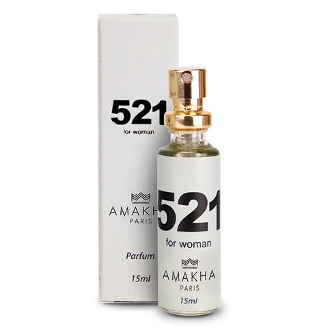 521 FOR WOMAN - PERFUME 33% ESENCIA