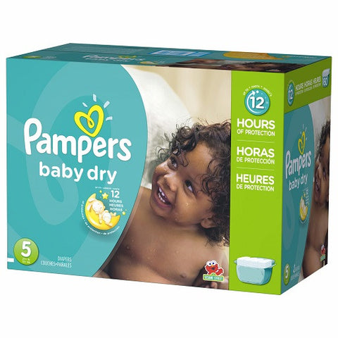 Pañales Baby dry