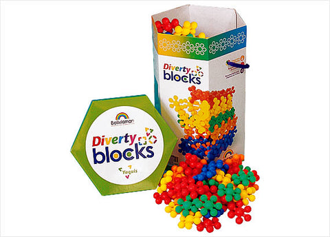 Diverty Blocks -  Yaquis.