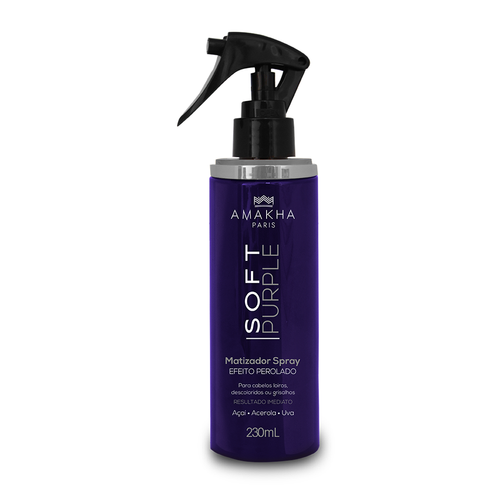 SPRAY MATIZADOR SOFT PURPLE