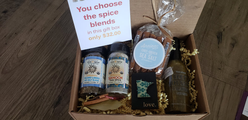 Minnesota all occasion local gift box special