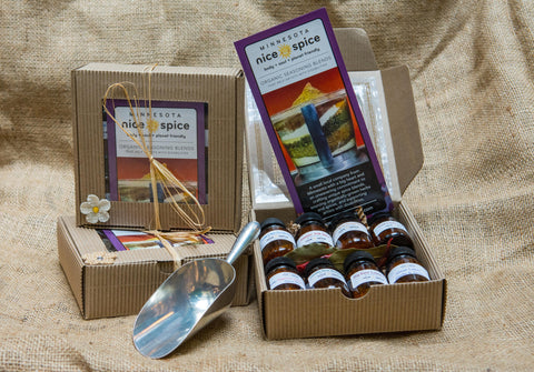 Spice Sampler Gift Box