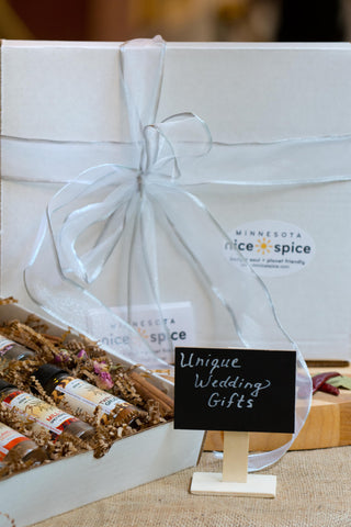 Wedding Spice Gift Box